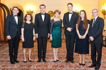 Romanian Royal Family